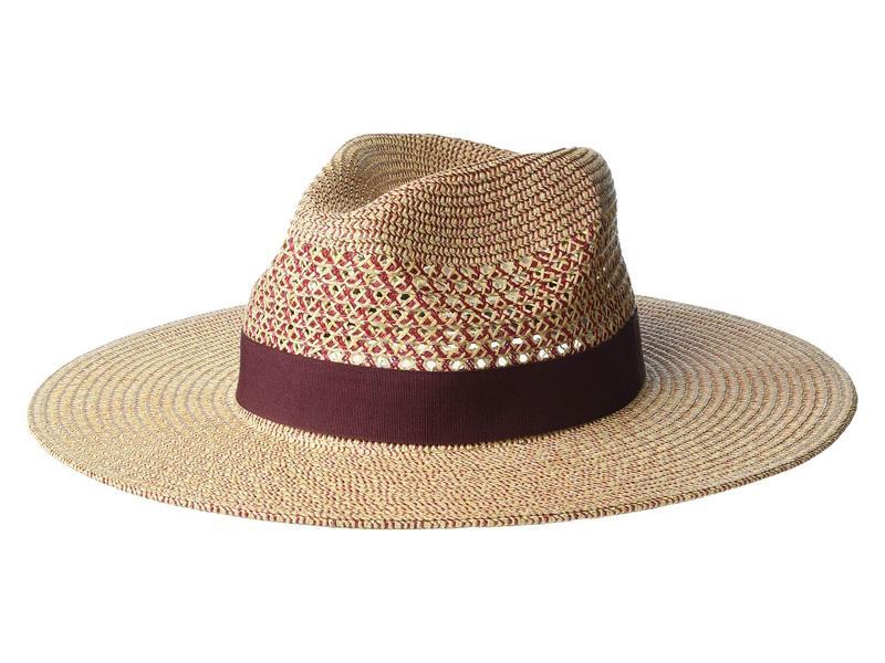ベットマー レディース 帽子 アクセサリー Blanchet Auburn Sand