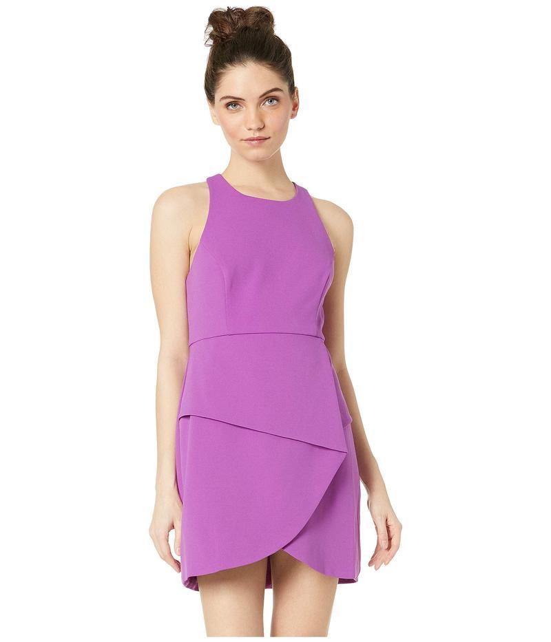 ビーシービージーマックスアズリア レディース ワンピース トップス Short Evening Dress Iris