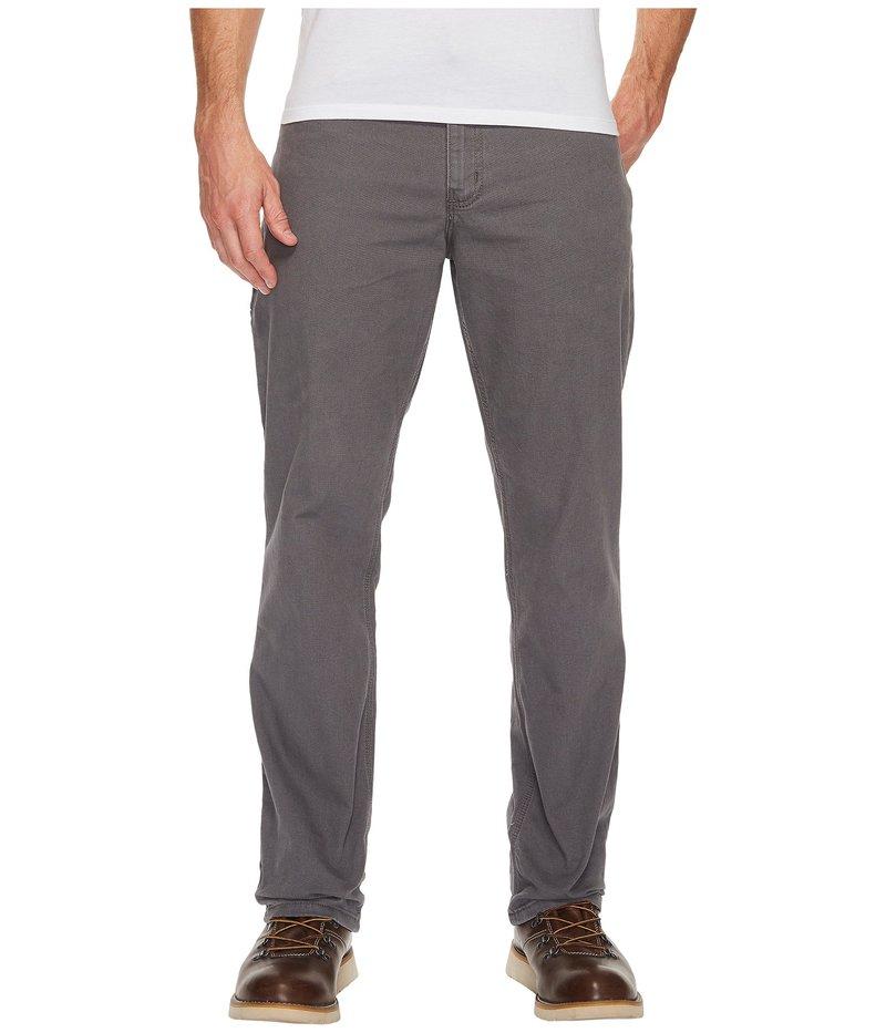 カーハート メンズ カジュアルパンツ ボトムス Five-Pocket Relaxed Fit Pants Gravel