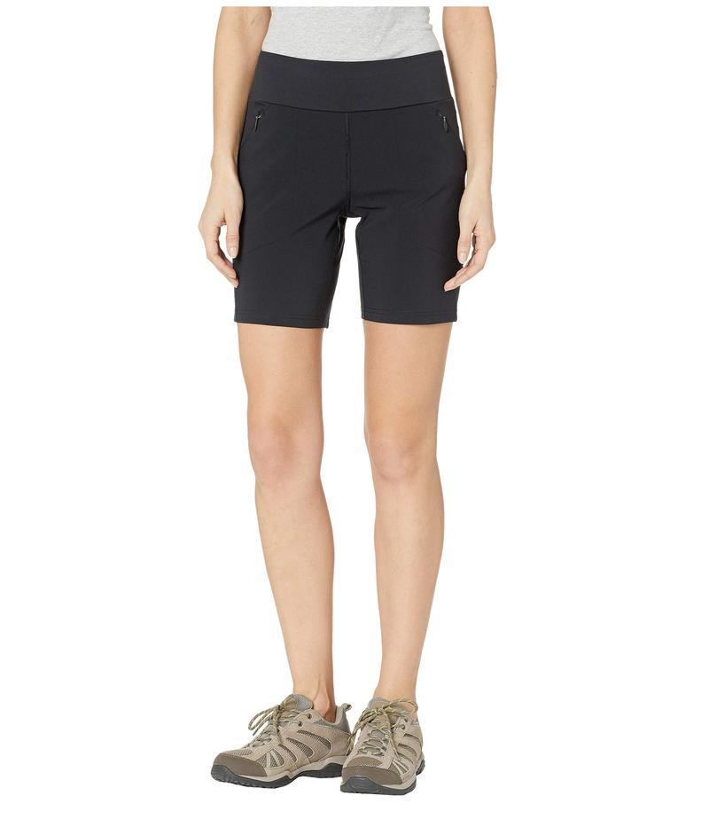 コロンビア レディース ハーフパンツ・ショーツ ボトムス Bryce Canyon¢ Hybrid Shorts Black