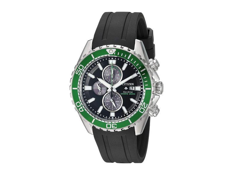 シチズンウォッチ メンズ 腕時計 アクセサリー CA0715-03E Promaster Diver Black
