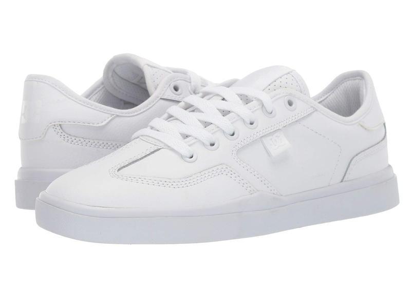 ディーシー メンズ スニーカー シューズ Vestrey White/White
