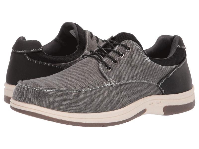 ディアースタッグス メンズ スニーカー シューズ Propel Boat Shoe Grey