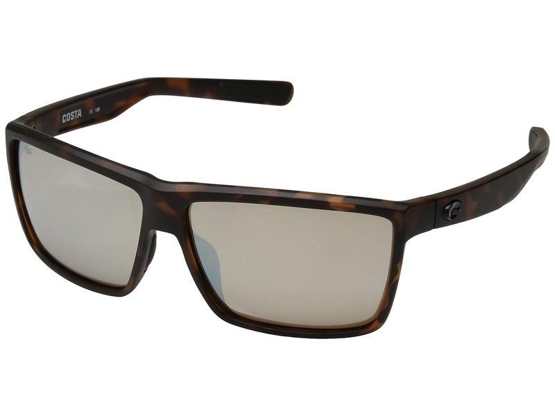 コスタ メンズ サングラス・アイウェア アクセサリー Rinconcito Copper Silver Mirror 580G/Matte Tortoise Frame