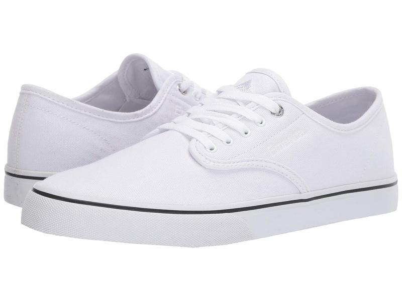 エメリカ メンズ スニーカー シューズ Wino Standard White/White/Gum