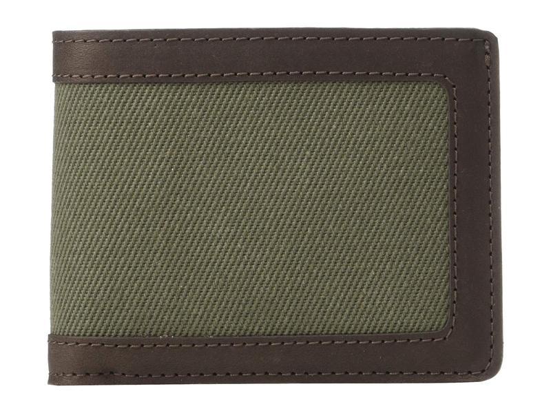 フィルソン メンズ 財布 アクセサリー Outfitter Wallet Otter Green