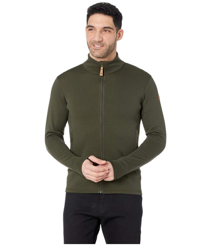 フェールラーベン メンズ ニット・セーター アウター Keb Wool Sweater Deep Forest