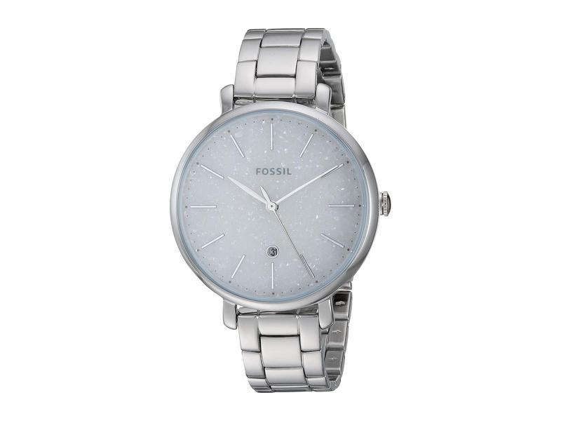 フォッシル レディース 腕時計 アクセサリー Jacqueline - ES4512 Silver