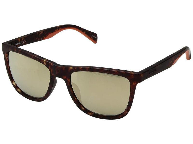 フォッシル メンズ サングラス・アイウェア アクセサリー FOS 3086/S Matte Havana