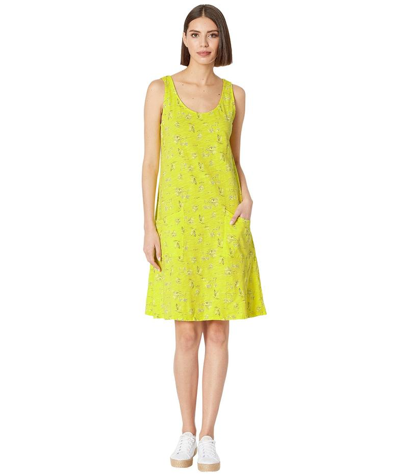 フレッシュプロデュース レディース ワンピース トップス Seaside Escape Drape Dress Lemon Drop Yellow
