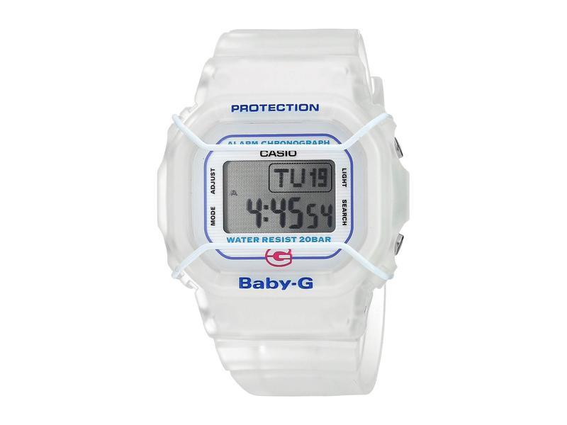 ジーショック レディース 腕時計 アクセサリー BGD-525-7CR Clear