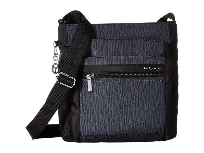 ヘドグレン レディース ハンドバッグ バッグ Orva RFID Shoulder Bag Cube Print