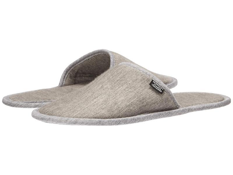ハーシェルサプライ メンズ サンダル シューズ Cashmere Slippers L/XL Heathered Grey 1