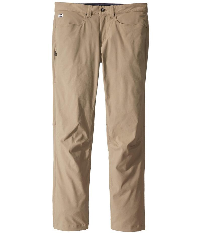 ヘリーハンセン メンズ カジュアルパンツ ボトムス Holmen Five-Pocket Pants Fallen Rock