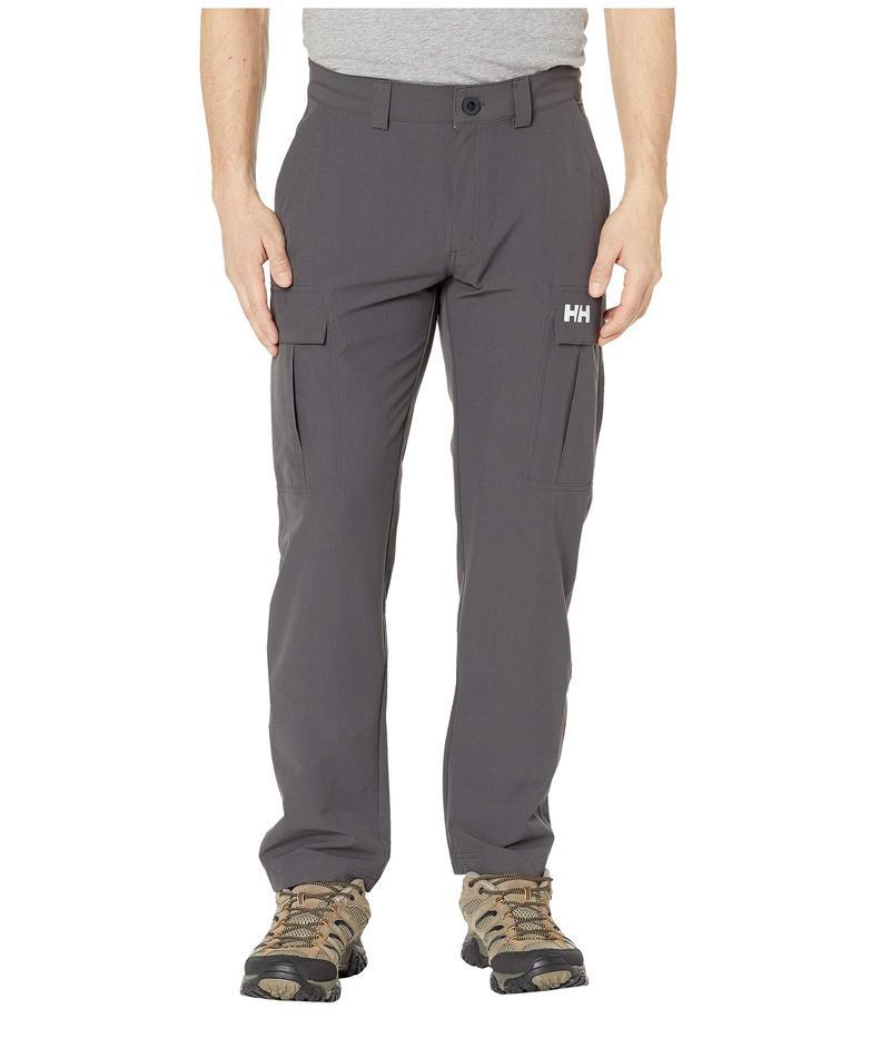 ヘリーハンセン メンズ カジュアルパンツ ボトムス QD Cargo Pants Ebony