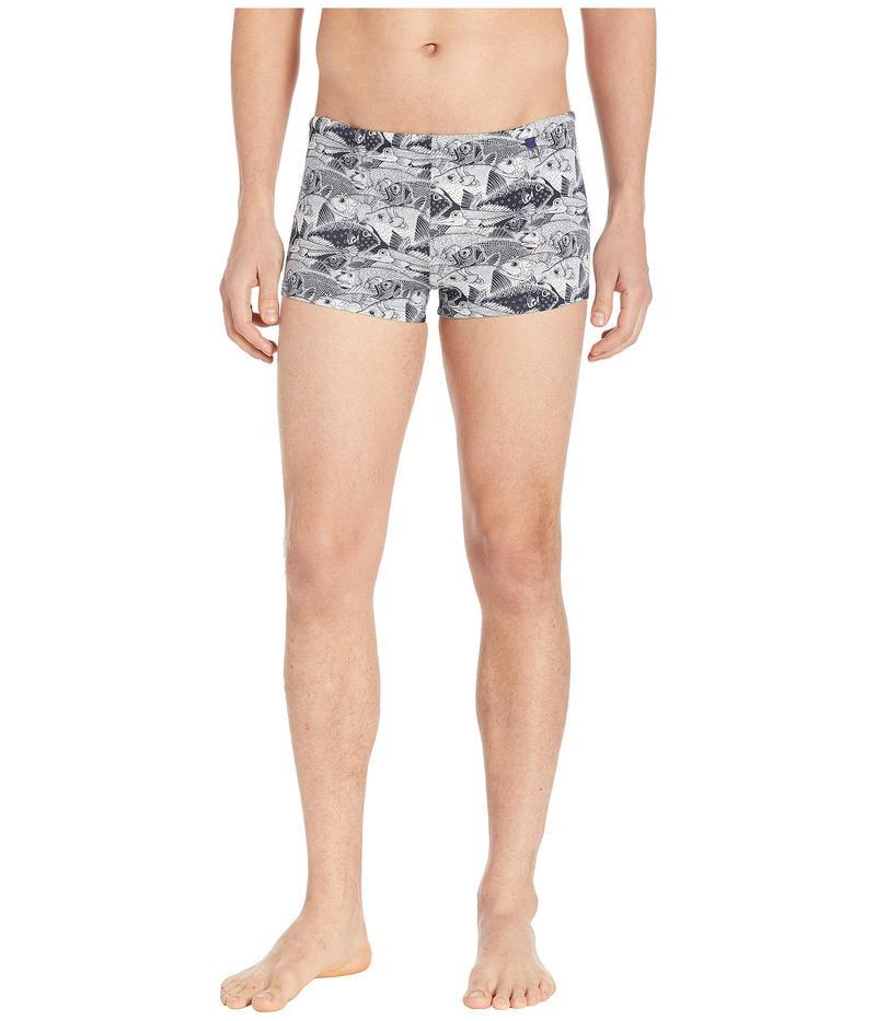 ホム メンズ ハーフパンツ・ショーツ 水着 Silversea Swim Shorts Navy