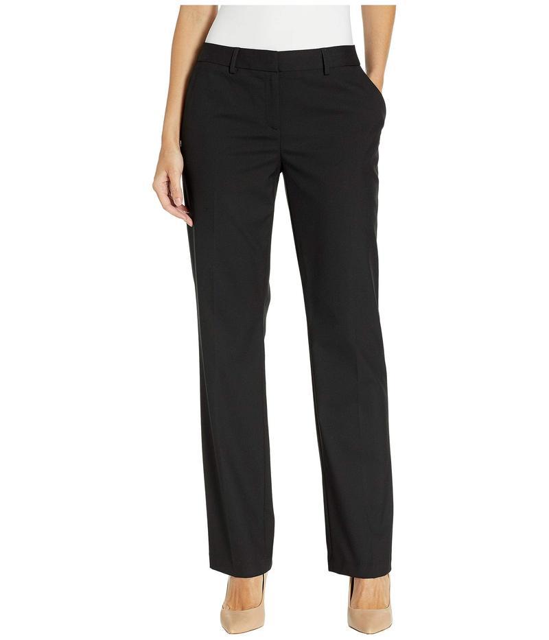 ジョーンズニューヨーク レディース カジュアルパンツ ボトムス Washable Full-Length Pants Black