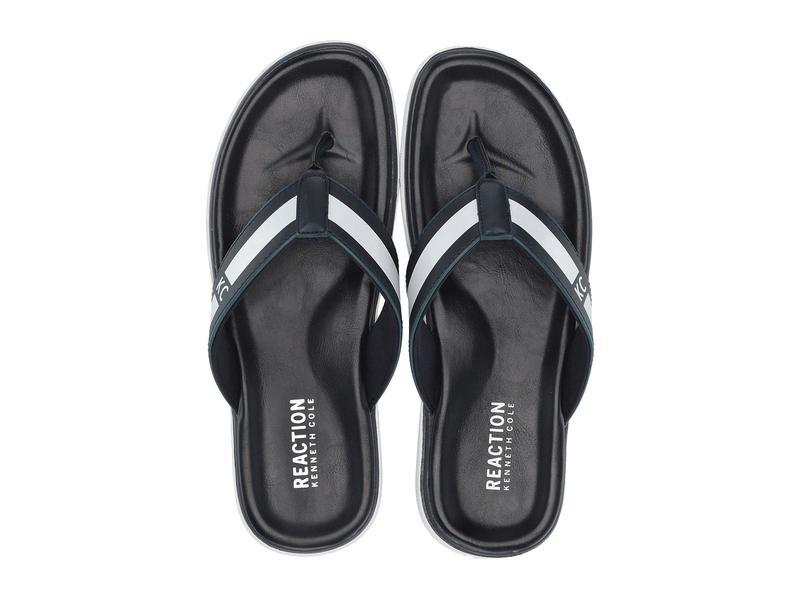 ケネスコール メンズ サンダル シューズ Beach Sandal Navy