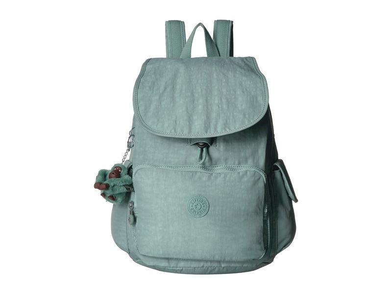 db2292c882c7 キプリング キプリング キプリング レディース バックパック・リュックサック バッグ Citypack Backpack Fern Green 306