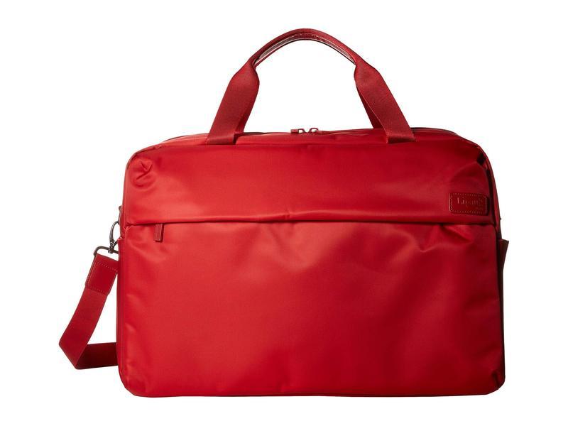 リパルトパリ レディース ボストンバッグ バッグ City Plume Duffel Bag Cherry Red