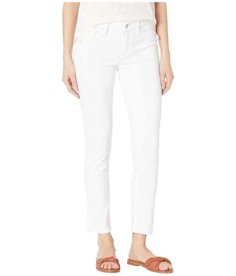 マーヴィ ジーンズ レディース デニムパンツ ボトムス Adriana Mid-Rise Super Skinny Ankle Jeans in Double White Tribeca Double White Tribeca
