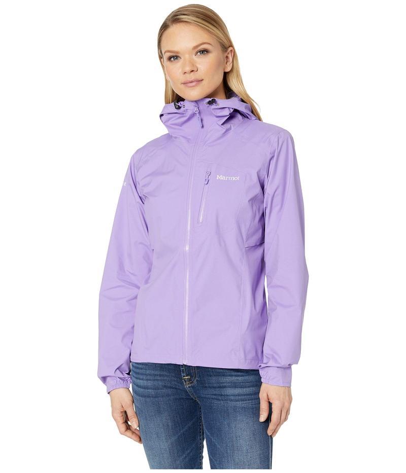 マーモット レディース コート アウター Essence Jacket Paisley Purple