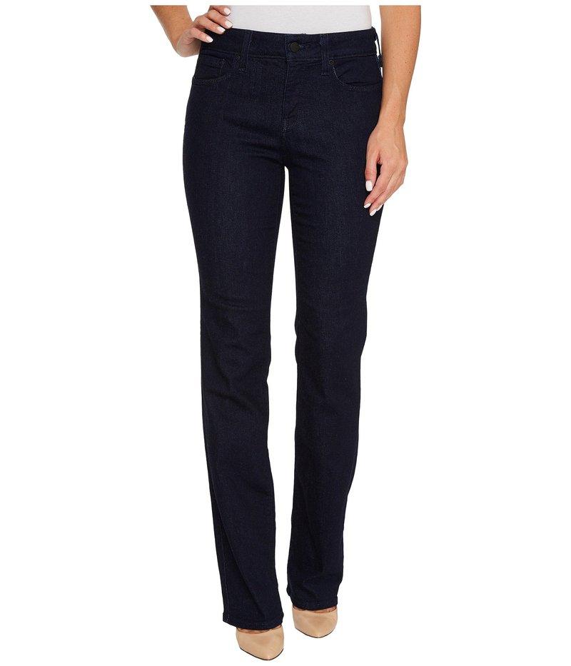 エヌワイディージェイ レディース デニムパンツ ボトムス Marilyn Straight Jeans in Rinse Rinse