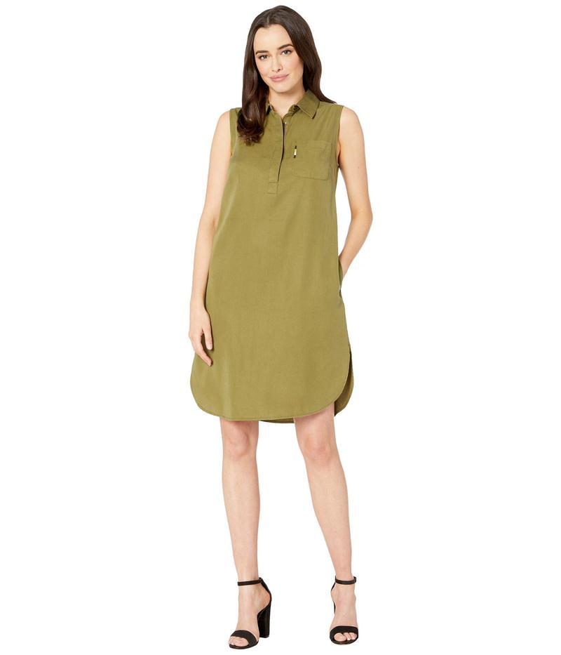 ペンドルトン レディース ワンピース トップス Sleeveless Medallion Dress Capulet Olive