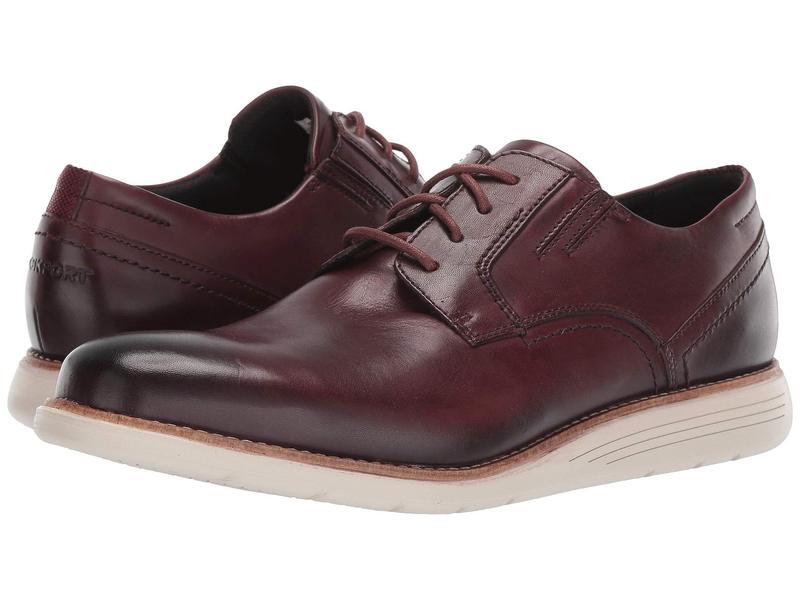 ロックポート メンズ オックスフォード シューズ Total Motion Sports Dress Plain Toe Andorra/Cream