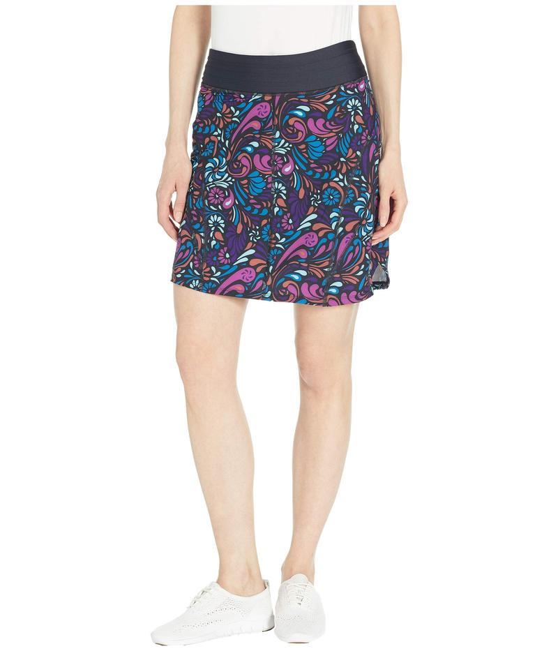 スカートスポーツ レディース スカート ボトムス Go Longer Skirt Bonita Print