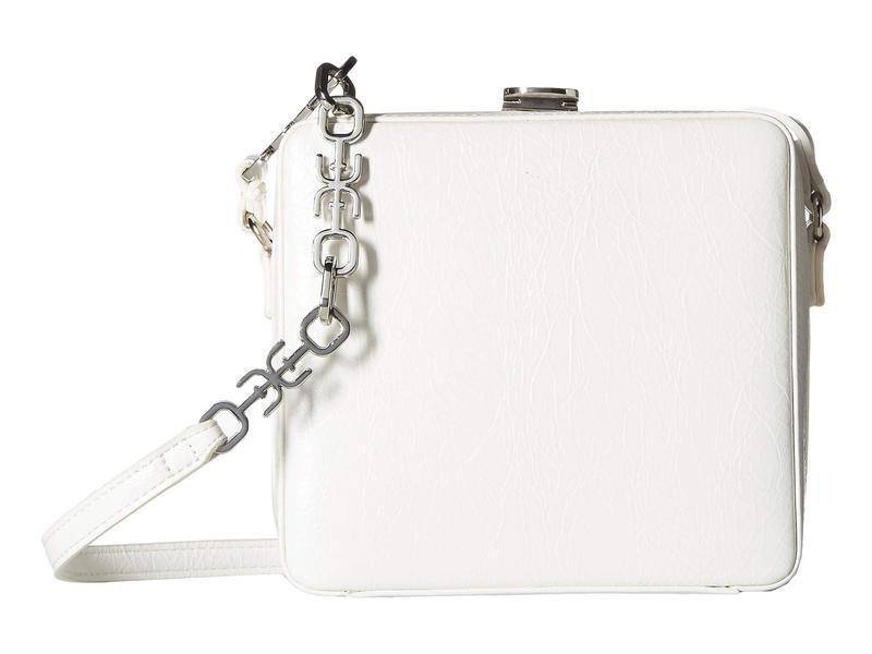 サムエデルマン レディース ハンドバッグ バッグ Alice Cube Shoulder Bag White