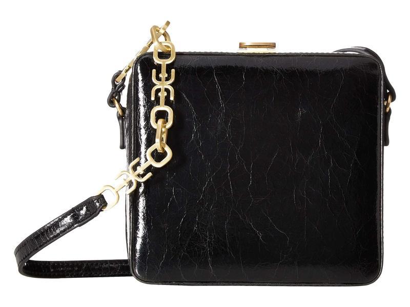 サムエデルマン レディース ハンドバッグ バッグ Alice Cube Shoulder Bag Black