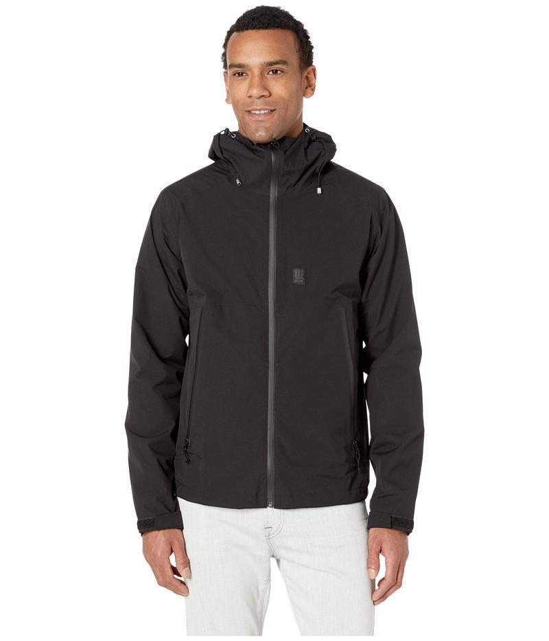 トポ・デザイン メンズ コート アウター Global Jacket Black