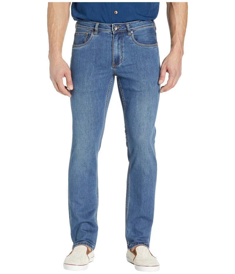 トッミーバハマ メンズ デニムパンツ ボトムス Antigua Cove Vintage Jeans Medium Indigo Wash