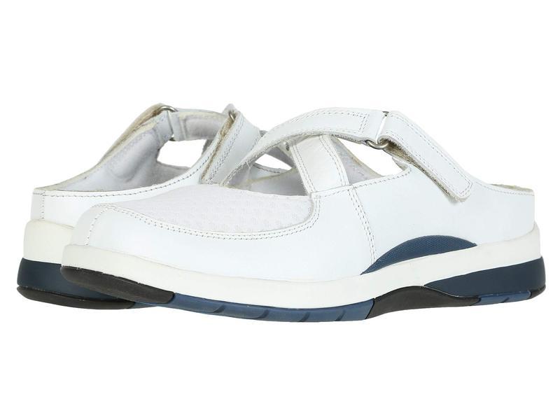 ドリュー レディース スニーカー シューズ Constellation White Leather/Mesh