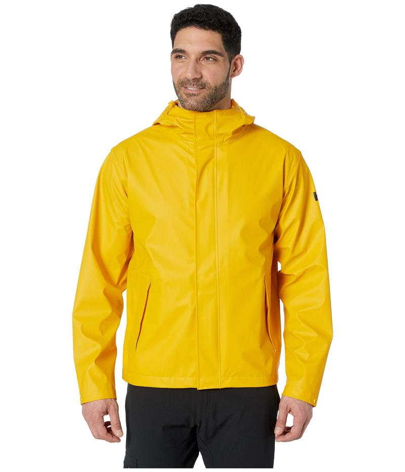 ヘリーハンセン メンズ コート アウター Moss Jacket Essential Yellow