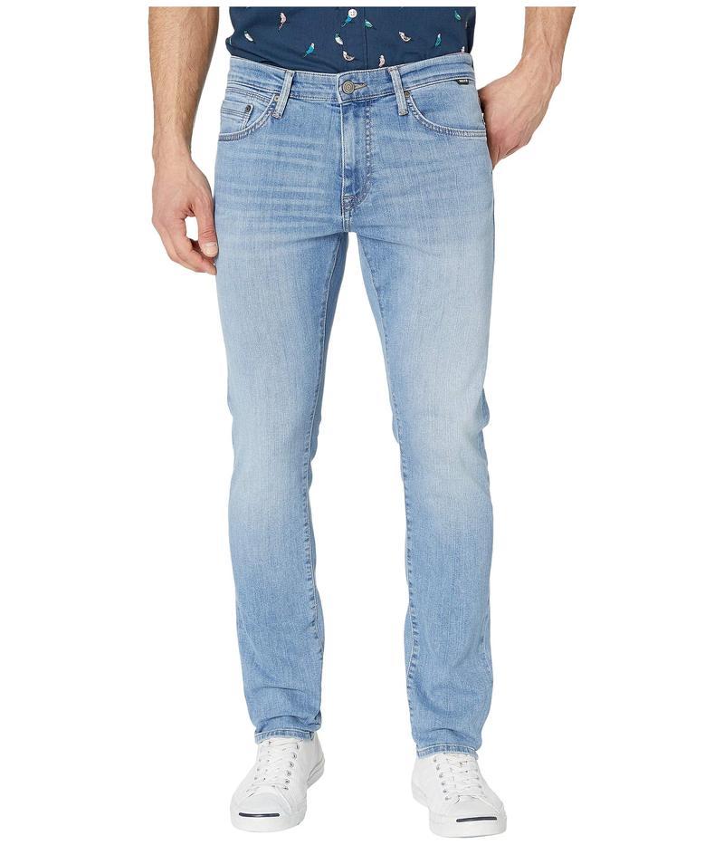 マーヴィ ジーンズ メンズ デニムパンツ ボトムス Jake Regular Rise Slim Leg in Light Indigo Williamsburg Light Indigo Williamsburg