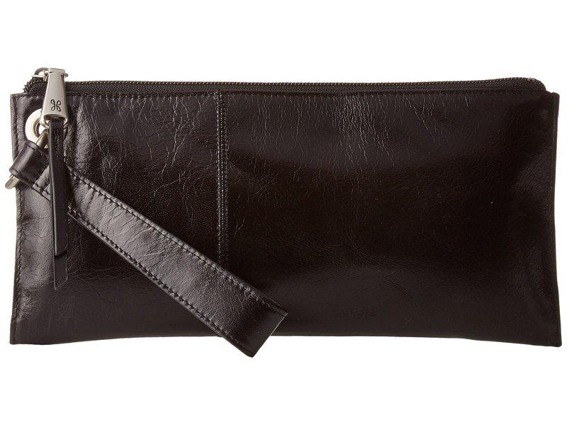 ホボ レディース ハンドバッグ バッグ Vida Black Vintage Leather