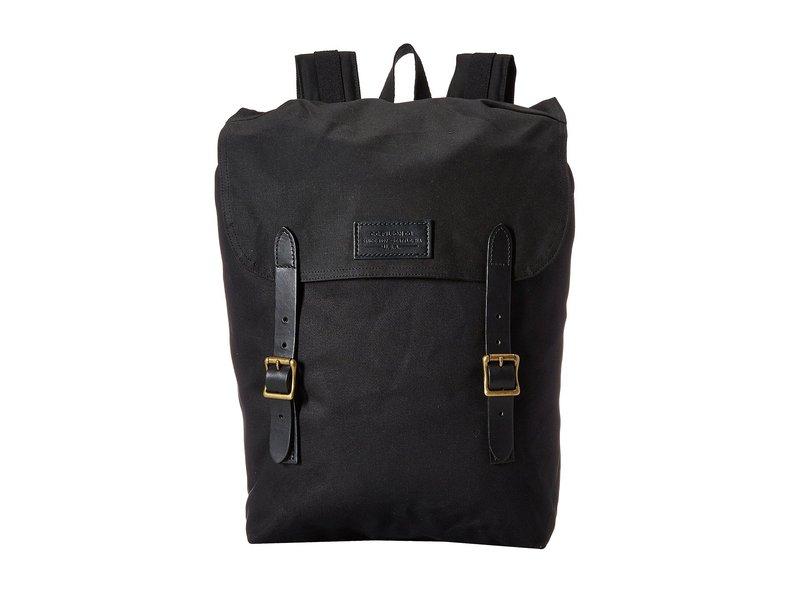 フィルソン メンズ バックパック・リュックサック バッグ Ranger Backpack Black