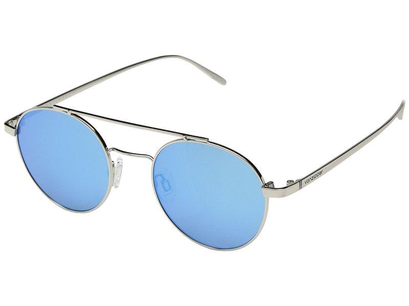 ボンジッパー メンズ サングラス・アイウェア アクセサリー Skiffle Silver/Ice Chrome