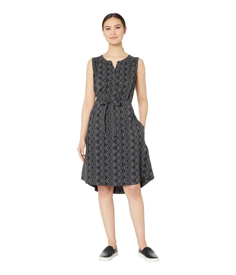 ロイヤルロビンズ レディース ワンピース トップス Spotless Traveler Tank Dress Asphalt Print