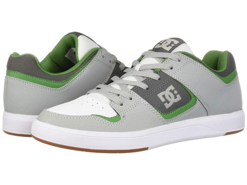 ディーシー メンズ スニーカー シューズ DC Shoes Cure Grey/Green