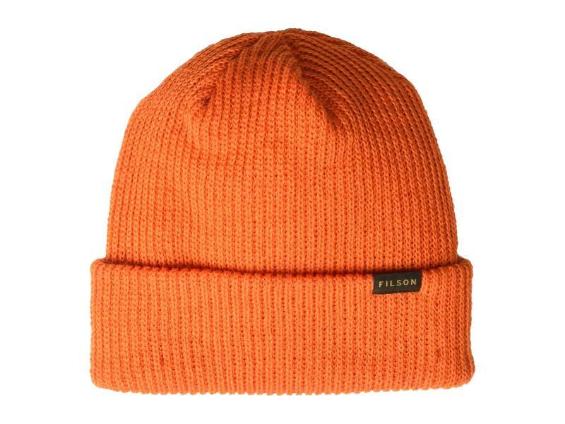 送料無料 サイズ交換無料 フィルソン メンズ アクセサリー 帽子 Flame フィルソン メンズ 帽子 アクセサリー Watch Cap Flame