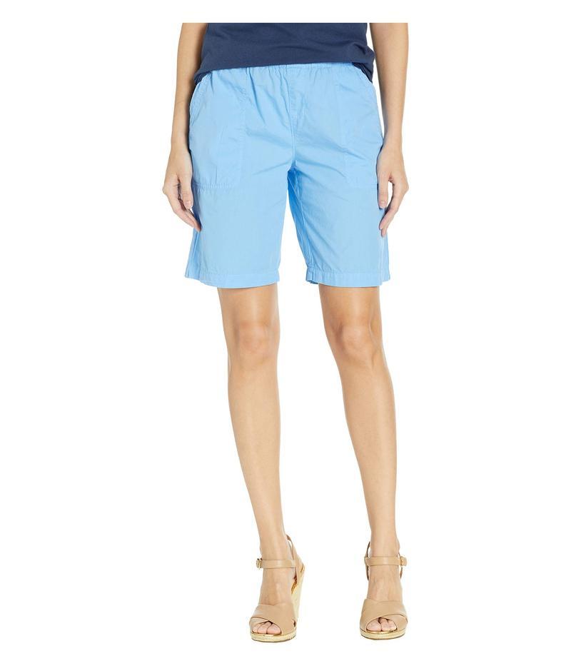 フレッシュプロデュース レディース ハーフパンツ・ショーツ ボトムス Beachcomber Cotton Poplin Shorts Bayside Blue