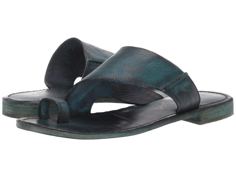 フリーピープル レディース サンダル シューズ Sant Antoni Slide Turquoise
