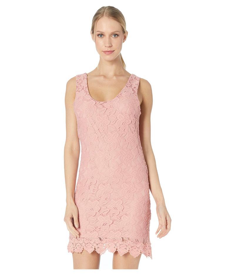 ジャック バイ ビービーダコタ レディース ワンピース トップス Grow with It Dress Rosette Pink