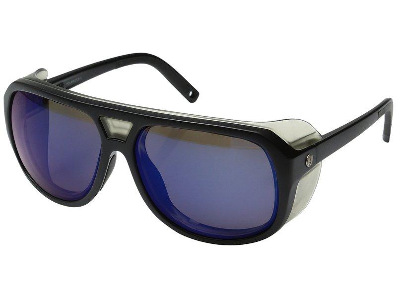 エレクトリックアイウェア メンズ サングラス・アイウェア アクセサリー Stacker Polarized Matte Black/Ohm/Polarized Blue