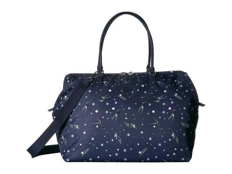 リパルトパリ メンズ ボストンバッグ バッグ Izak Zenou Medium Weekend Bag Pose/Night Blue