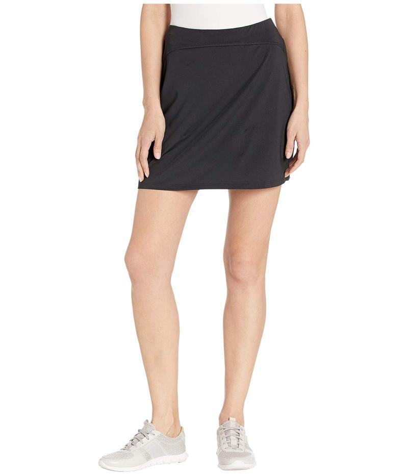 スカートスポーツ レディース スカート ボトムス Happy Girl Skirt Black 2