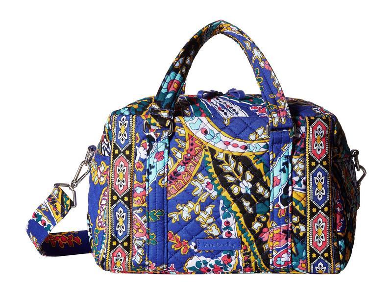 ベラブラッドリー レディース ハンドバッグ バッグ Iconic 100 Handbag Romantic Paisley
